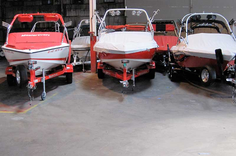Indoor-boat-storage-space